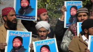 Qadri supporters demand his release.