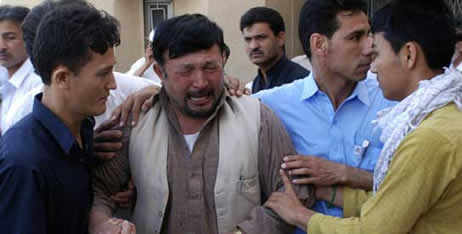 Mourning innocent victims of Lashkar-e-Jhangvi