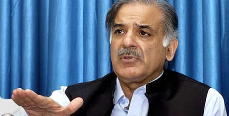 Shahbaz Sharif...no elections for us please!