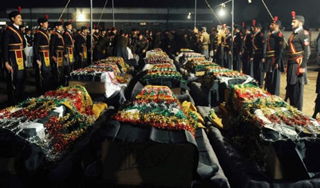 FC troops martyred by Taliban jihadis