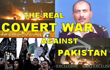The real covert war against Pakistan