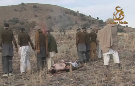 Pakistan soldiers executed by Taliban