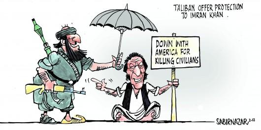 Taliban protect Imran Khan