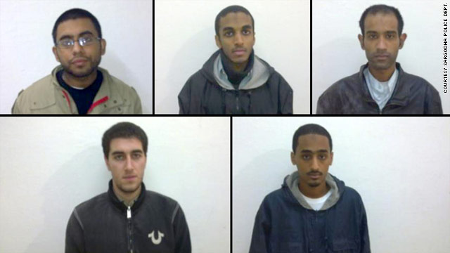 American jihadis arrested in Pakistan