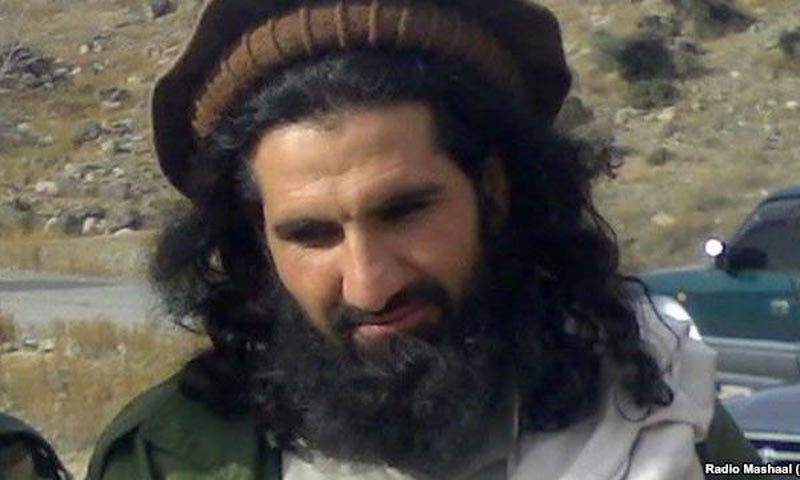New TTP chief Khan Said