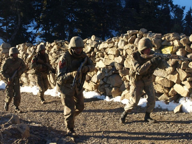 Military operation in N Waziristan