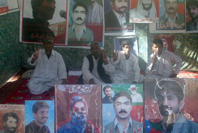 Balochistan Missing Persons