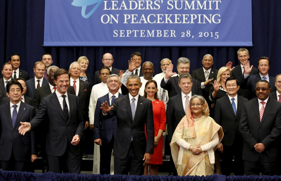 Peacekeeping Summit photo