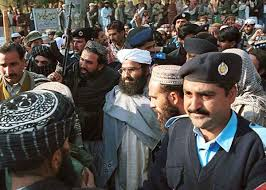Masood Azhar in custody