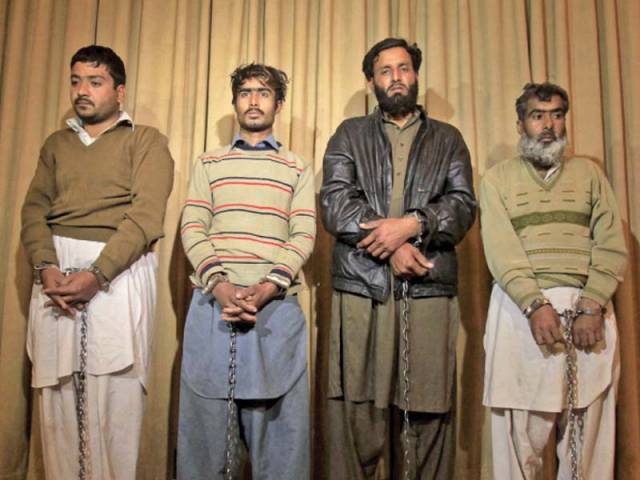 Bacha Khan Attack Suspects