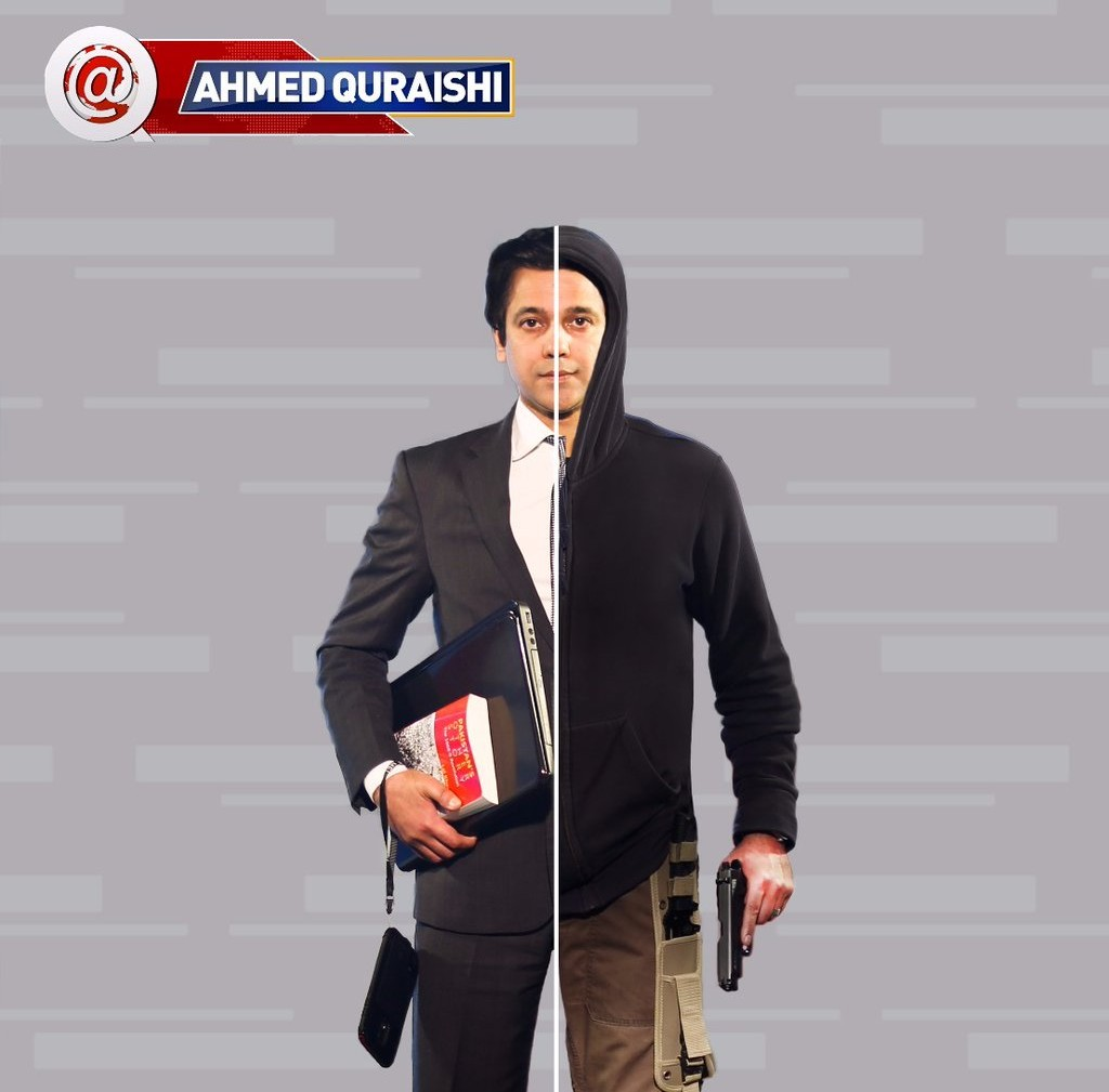 ahmed quraishi clown