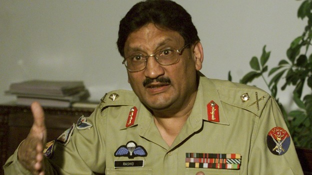 Major General Rashid Qureshi