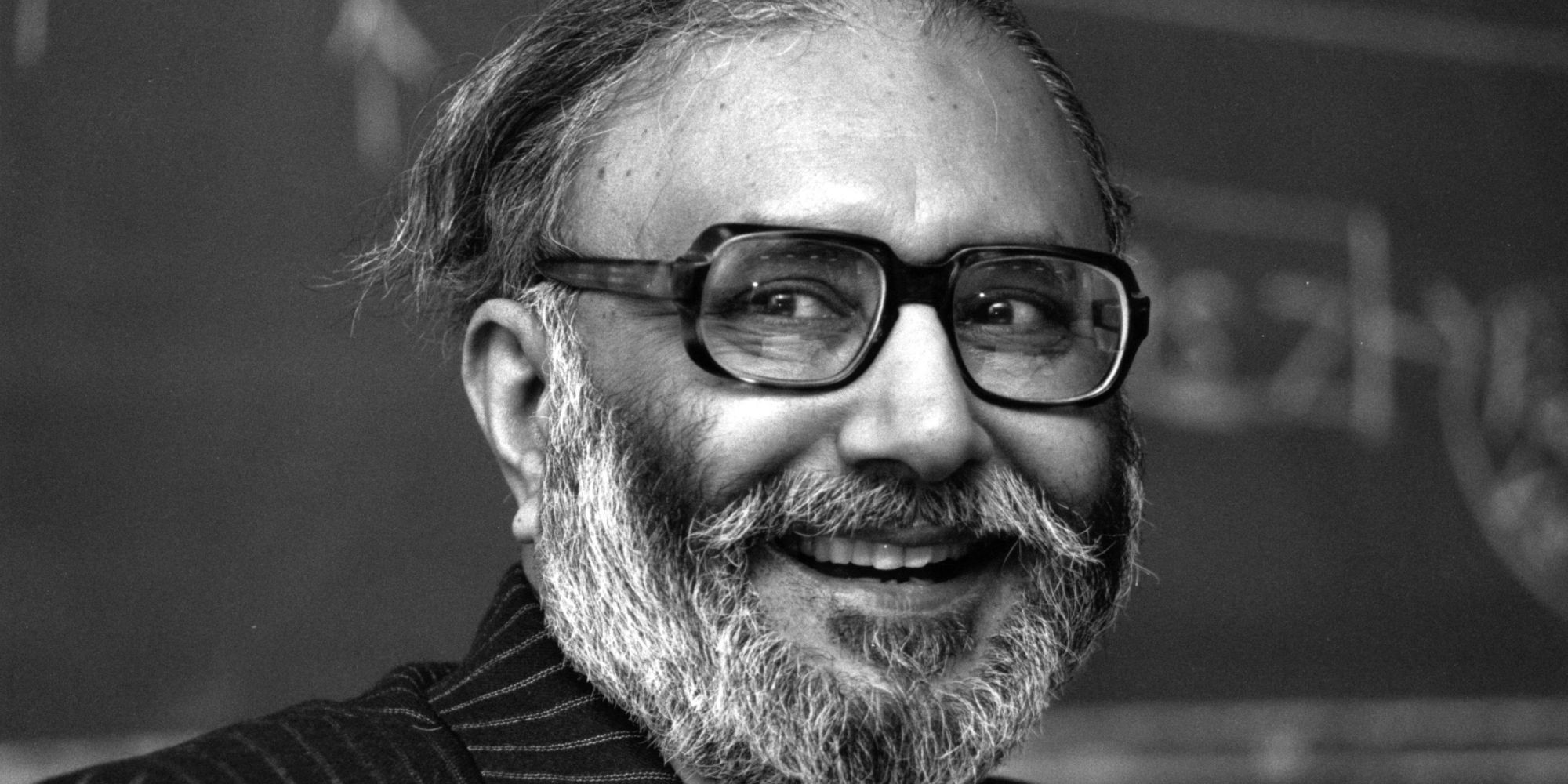 15th October 1979: Joint Nobel Physics prize winner and Imperial College of London professor Abdus Salam, originally from Pakistan. (Photo by Keystone/Getty Images)
