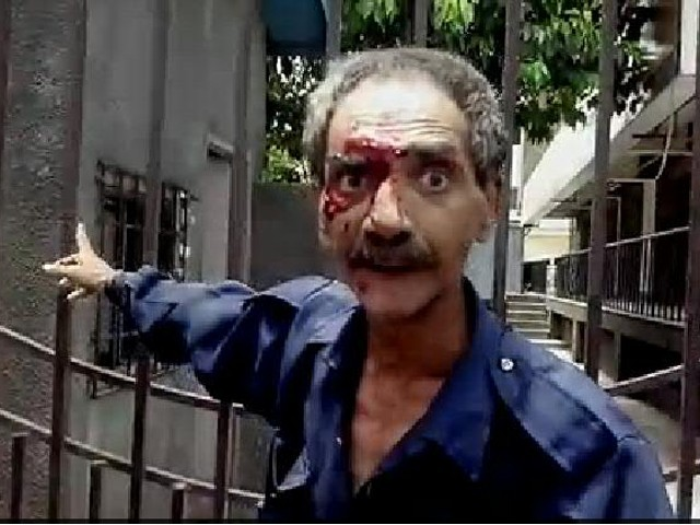 Karachi man beaten eating Ramazan